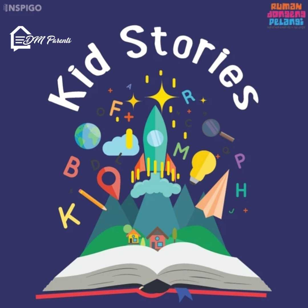 Alternatif Aktivitas Penuh Imajinasi Lewat Kids Stories Podcast