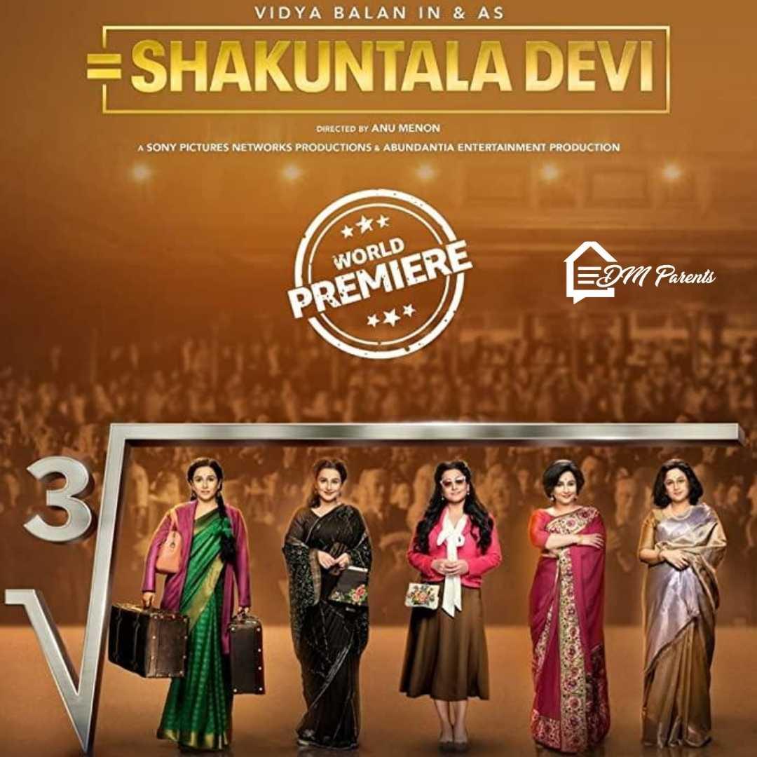 Memahami Kebutuhan Anak Lewat Shakuntala Devi