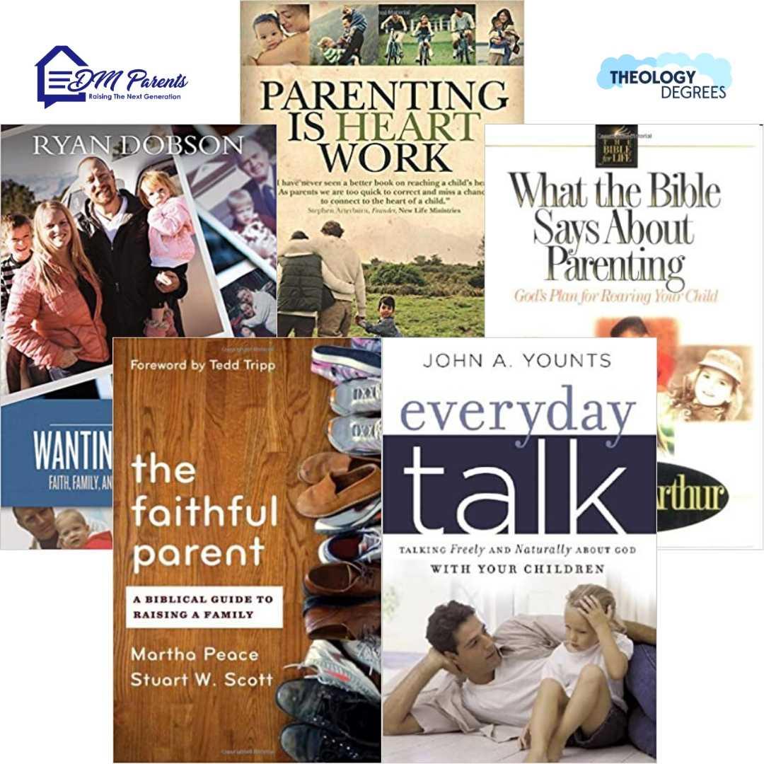 Orang Tua Wajib Baca 50 Buku Parenting Kristen Terbaik Ini