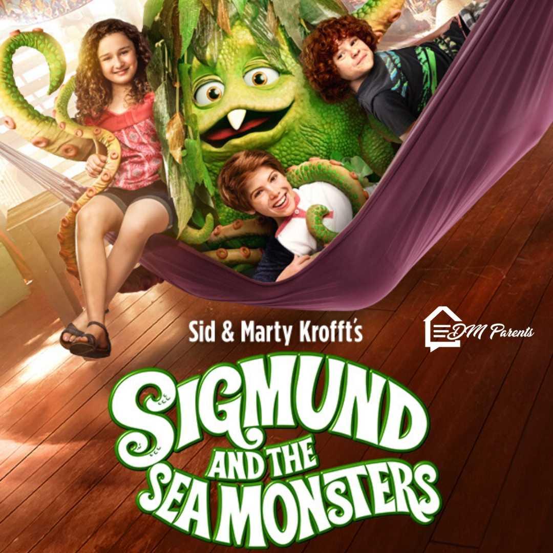 Petualangan Persahabatan Penuh Makna Bersama Sigmund and the Sea Monsters