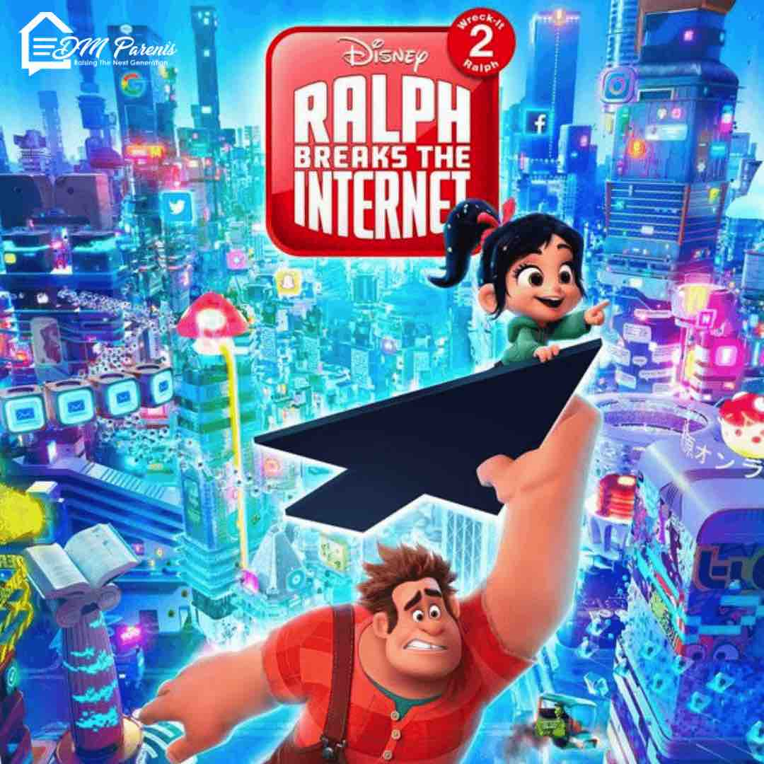Bertualang Bersama Sahabat di Wreck-It-Ralph 2: Ralph Breaks The Internet