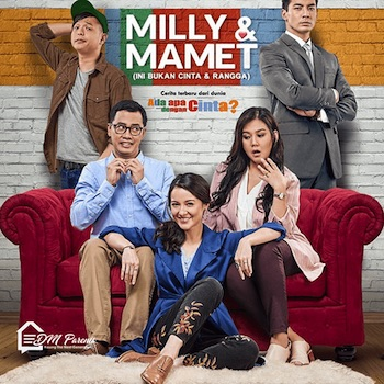 Belajar Komunikasi Suami Istri Lewat Film Milly & Mamet
