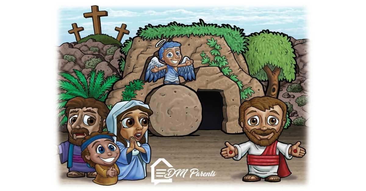 Mitos vs Kebenaran Kematian dan Kebangkitan Yesus