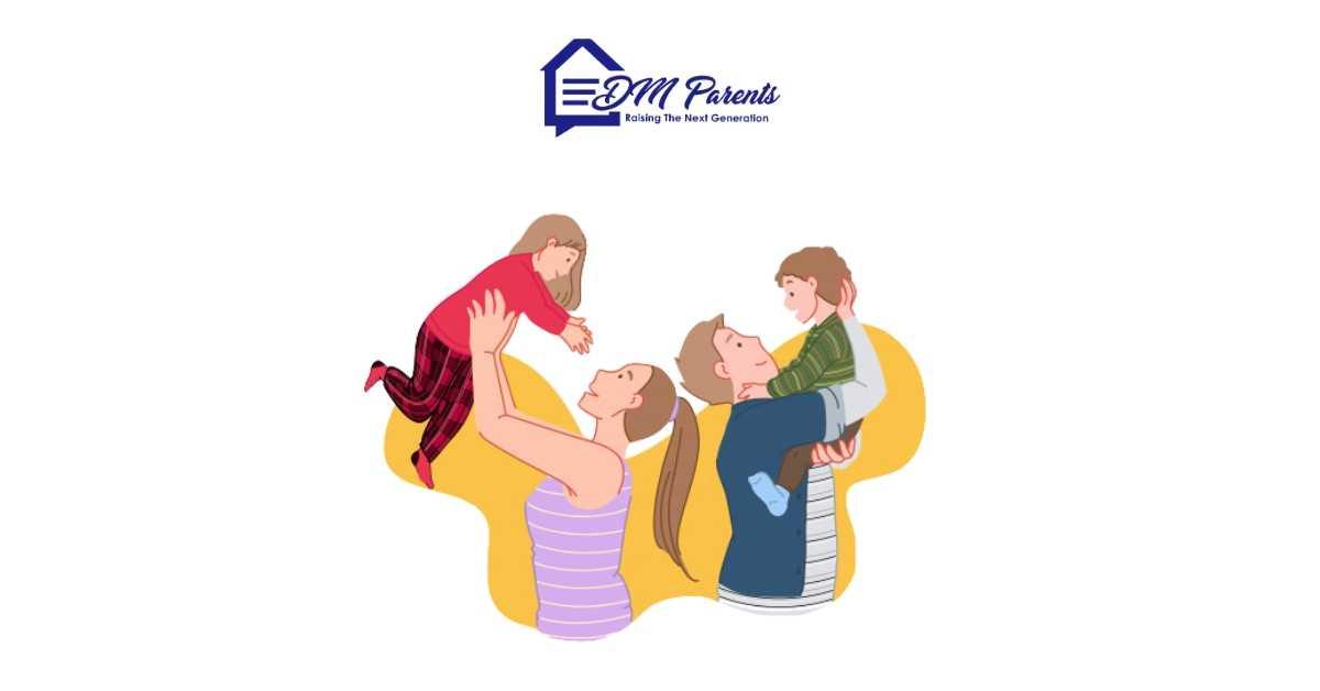 Aktivitas Bersama Anak di Rumah