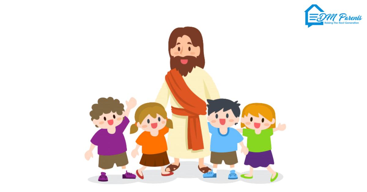 Jumat Agung: 3 Teladan Kristus Yang Orang Tua Perlu Ajarkan bagi Anak-Anak