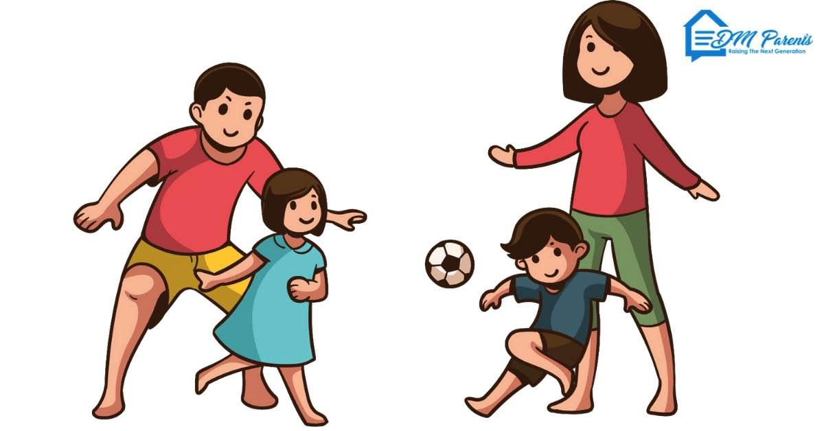 3 Manfaat Bermain Bersama Anak yang Seringkali Terlupakan oleh Orang Tua