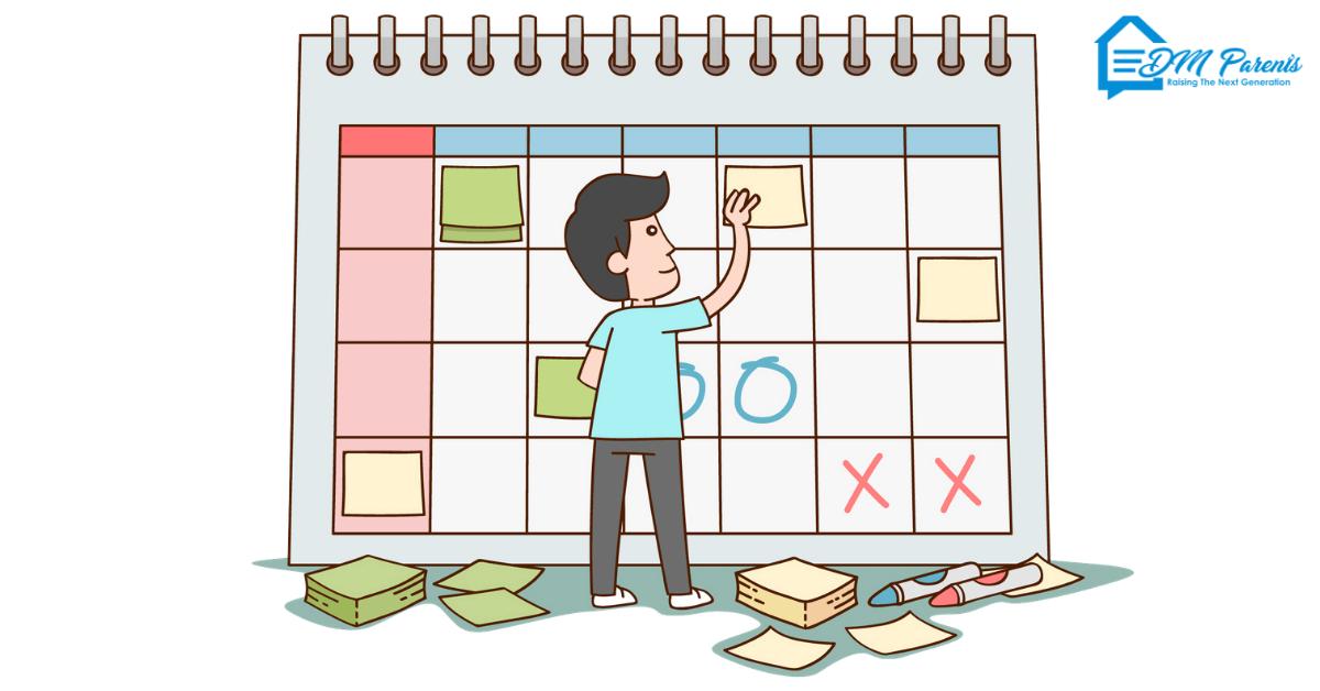 Bagaimana Melatih Anak Mengatur Waktu dan Prioritas? Begini Caranya!