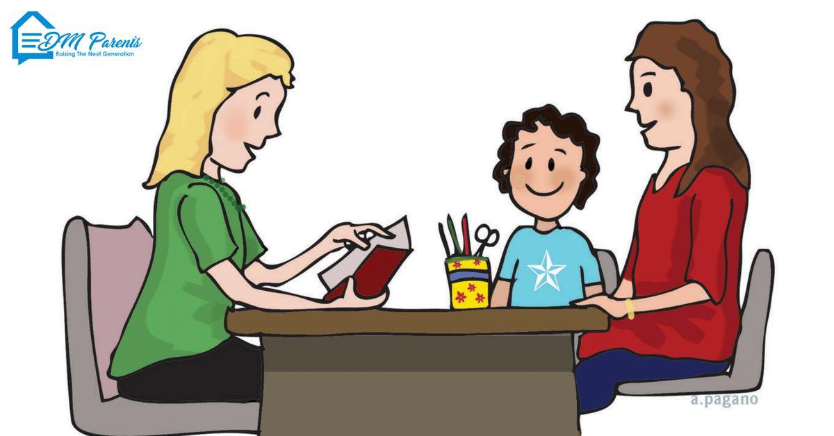 Apa Yang Harus Saya Lakukan Saat Dipanggil ke Sekolah Karena Kesalahan Anak?