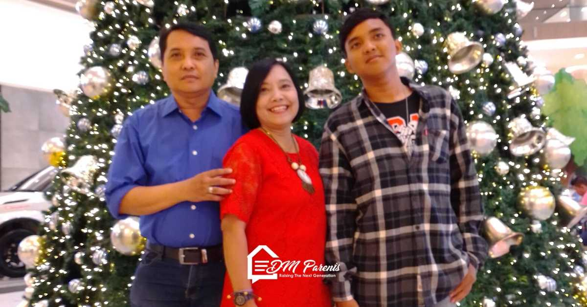 Tri Mardiana dan Keluarga Mendapat Kado Indah Tak Terduga Dari Tuhan di Malam Natal