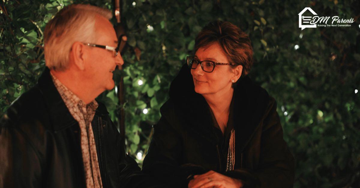 Ron dan Nancy C. Anderson Belajar Saling Memaafkan