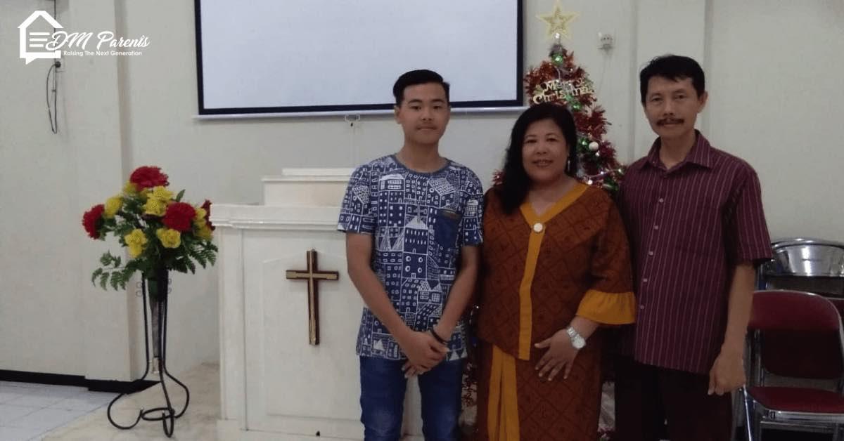 Roni Menaruh Harapan Pada Tuhan dan Menikmati Banyak Kebaikan
