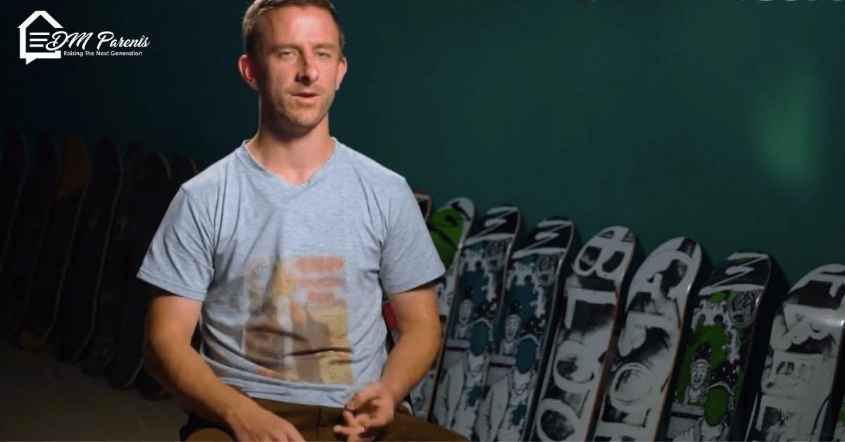 James Tyson Pakar Skateboard Yang Menuntun Para Pemuda Pada Kristus