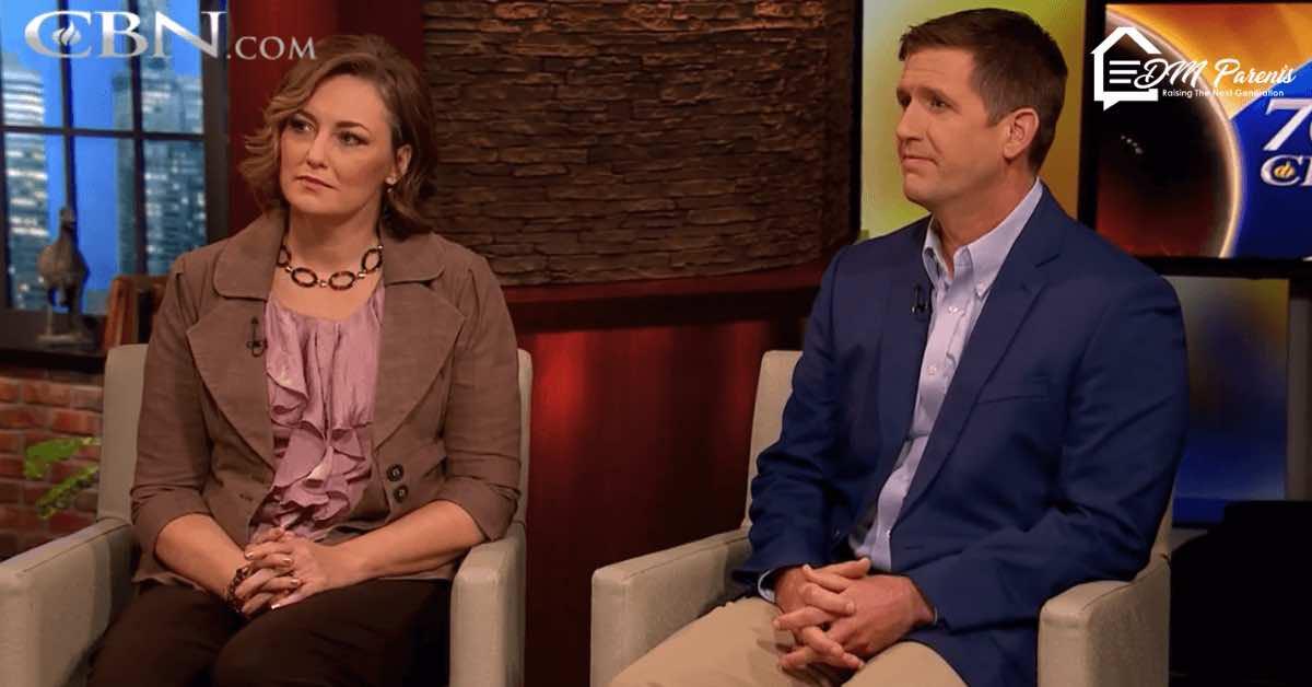 Keluarga Darren dan Heather Turner Retak, Pulih dan Menjadi Berkat Lewat Film Indivisible
